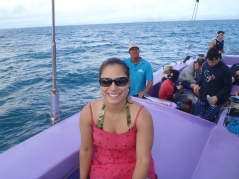 Sailing at The Whitsundays