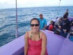Sailing at The Whitsundays