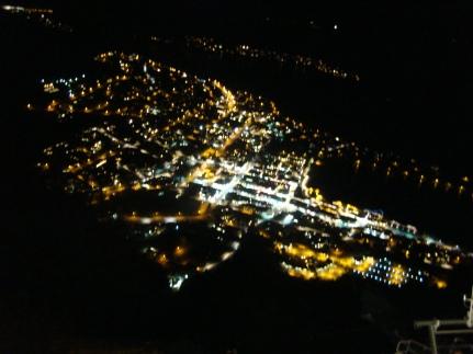Queenstown View from Skyline
