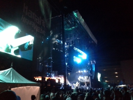 Hectic Week included a Dave Matthews Band Concert :p