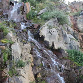Mt. Rose Waterfall