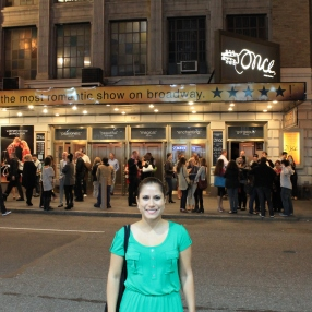 Once - Broadway Show