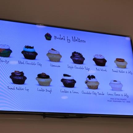 Cupcake Flavors