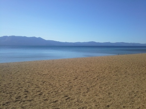 Tahoe Run