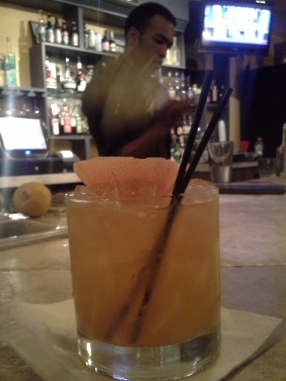 Cocktail at Z Bar