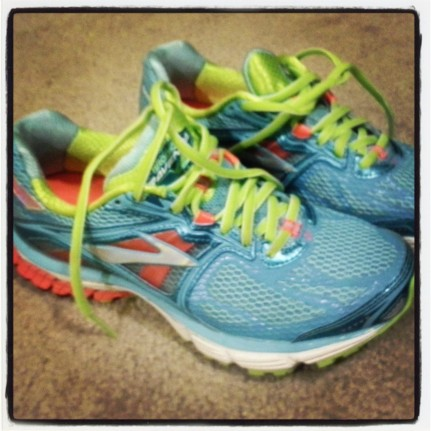 New Shoes: Brooks Ravenna 5