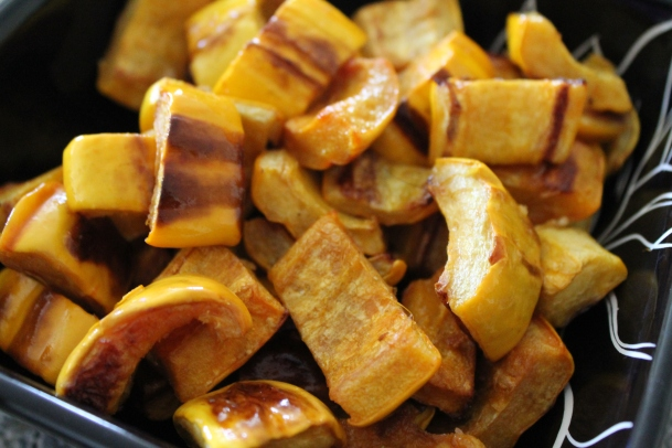 "Delicata Squash ""fries"""