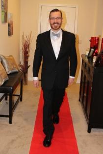 Oscar Party Red Carpet