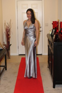 Oscar Party Red Carpet