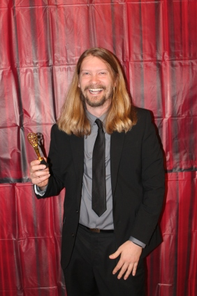 Oscar ballot winner!