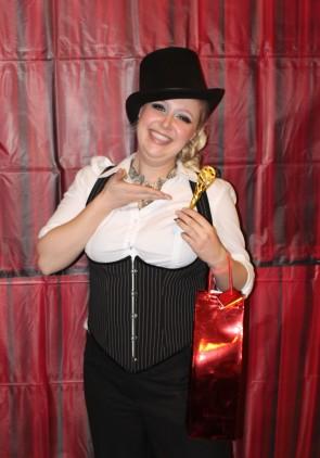 Best dressed winner!