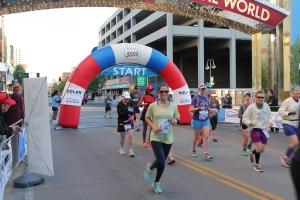 My first marathon!