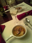 Tomato Soup with Fig