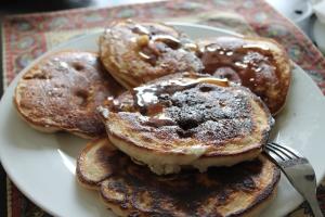 Goodbye, pancakes!