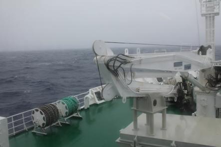 Sailing the Drake