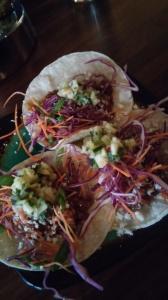 """Lamb tacos at """"Centro"""""""