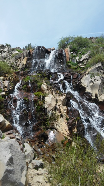 Mt. Rose Waterfall