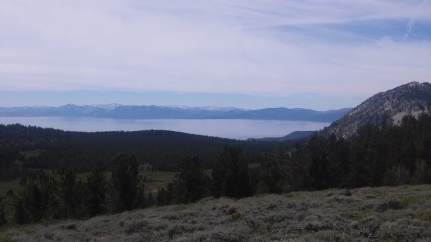 Tahoe from Mt. Rose