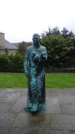 Tom Crean Statue