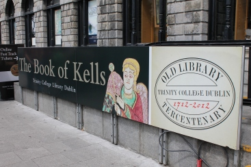The Book of Kells - No photos permited