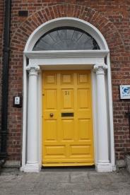 Cool Irish Doors