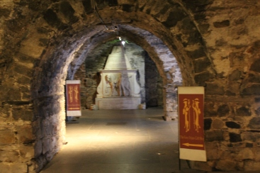 Crypt of Christ Church Cathedral