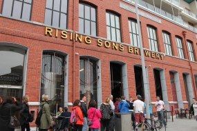 Rising Sons Brewery