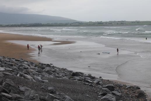 Strandhill Beach