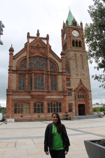 The Guildhall of Derry