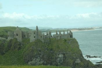 Dunlunce Castle