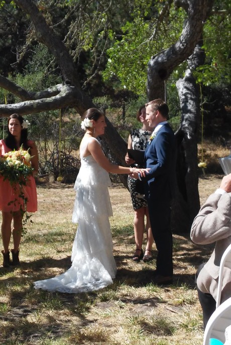 J. and A.'s Wedding