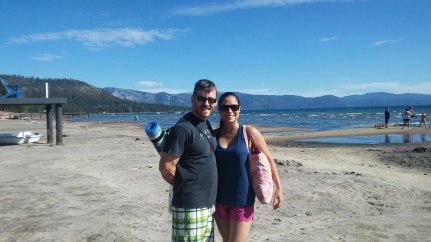 Tahoe Birthday
