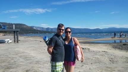 Tahoe Birthday