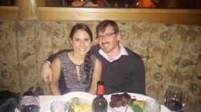 David Walley's Anniversary Dinner