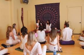Yoga Graduation