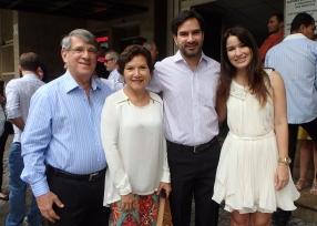 Civil Ceremony - My parents