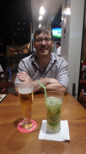 Chopp and Caipirinha