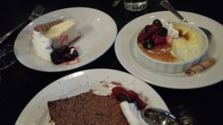 Dessert Night