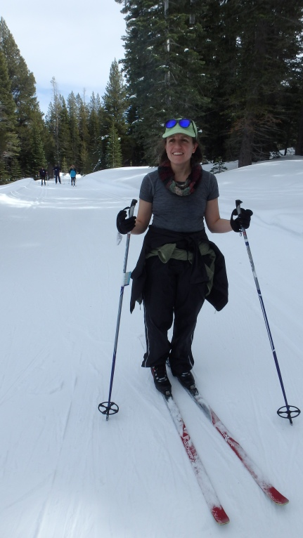 Tahoe Donner Cross-Country Skiing